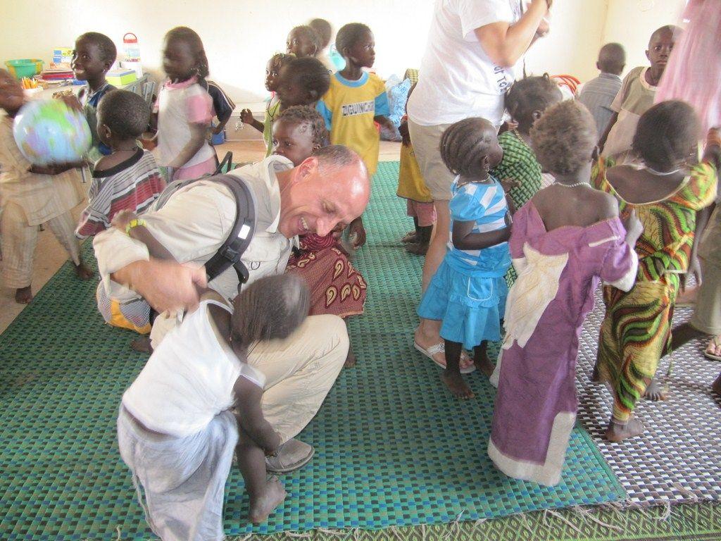 Visita a nuestra Escuela Infantil de Hitu