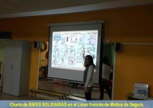 Bikes solidarias