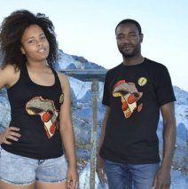 Camisetas Yakaar Africa