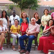 Reunion un año Ousmane en España