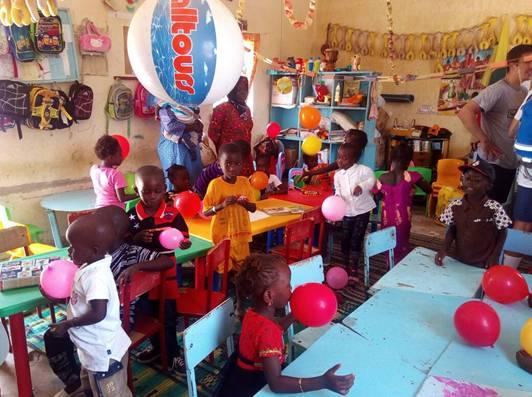 Escuela infantil de Mouit