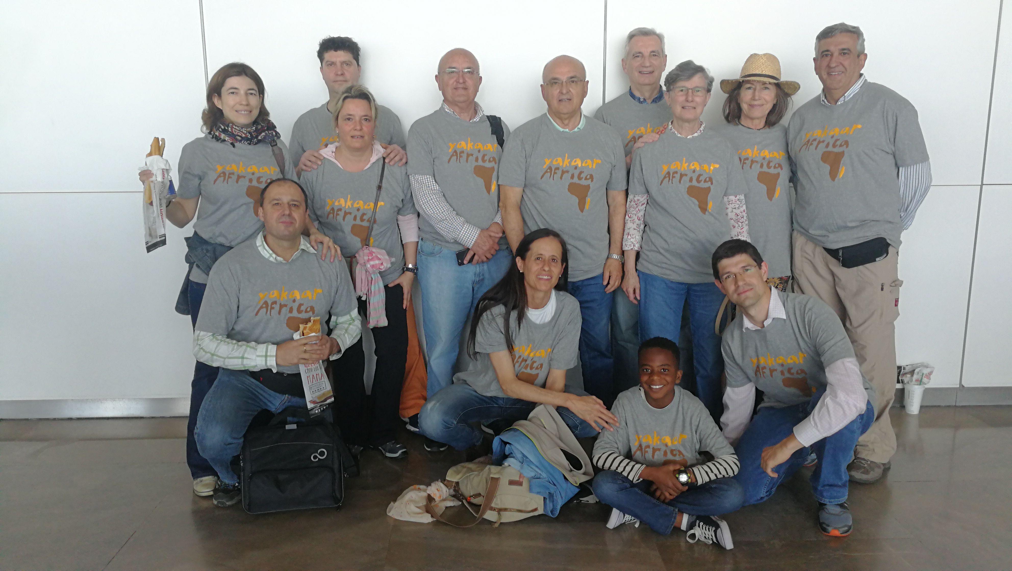 Nuevo viaje de Yakaar a Senegal