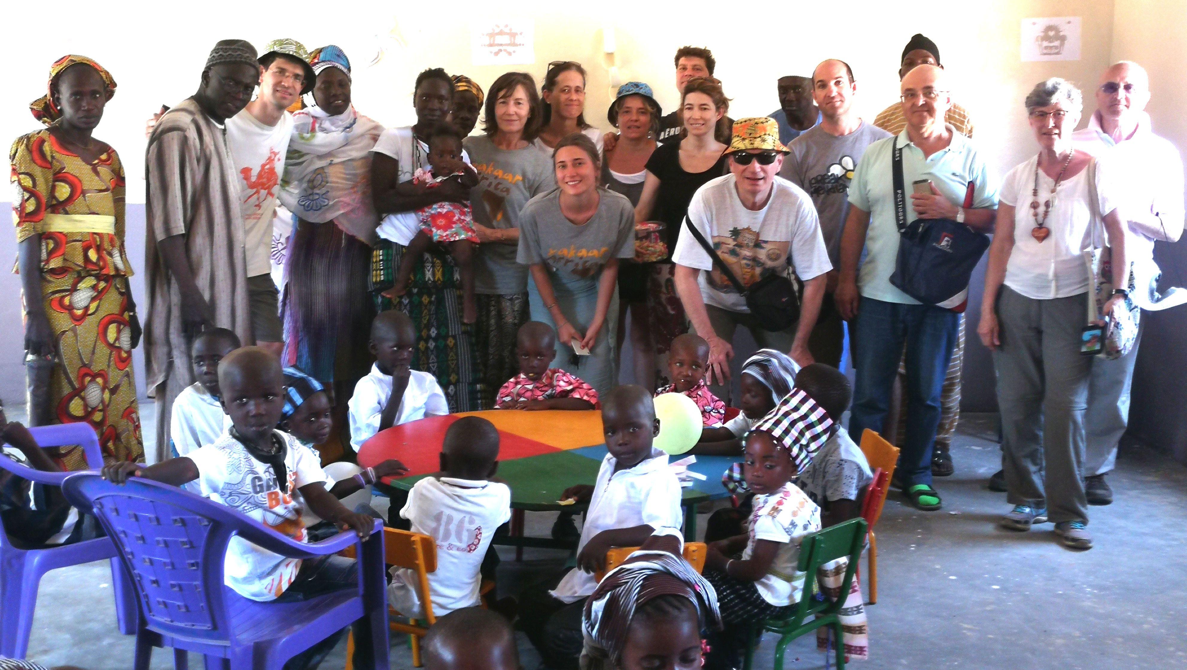 Viaje a Senegal 2ª Parte