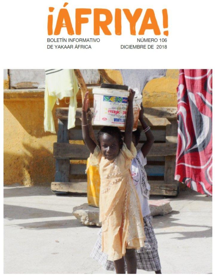 Boletín 106 de Yakaar África