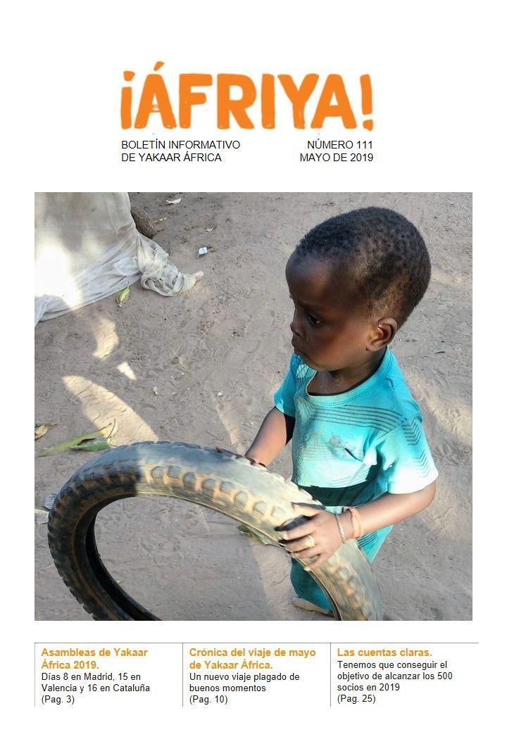 Boletín 111 de Yakaar África