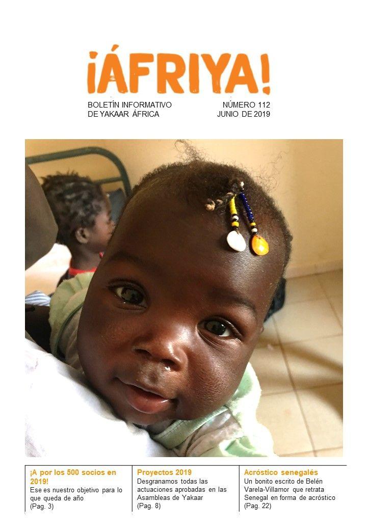 Boletín 112 de Yakaar África